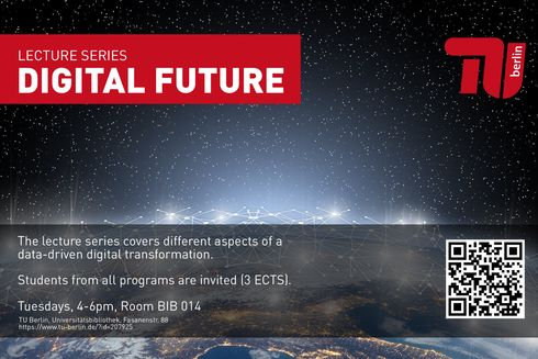 "[Banner] Lecture ""Digital Future"" 2019/2020"