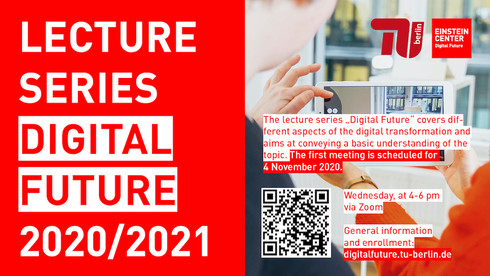 "Lecture Series ""Digital Future"" 2020/2021"